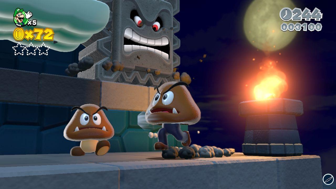 Super Mario 3D World: spot TV giapponese