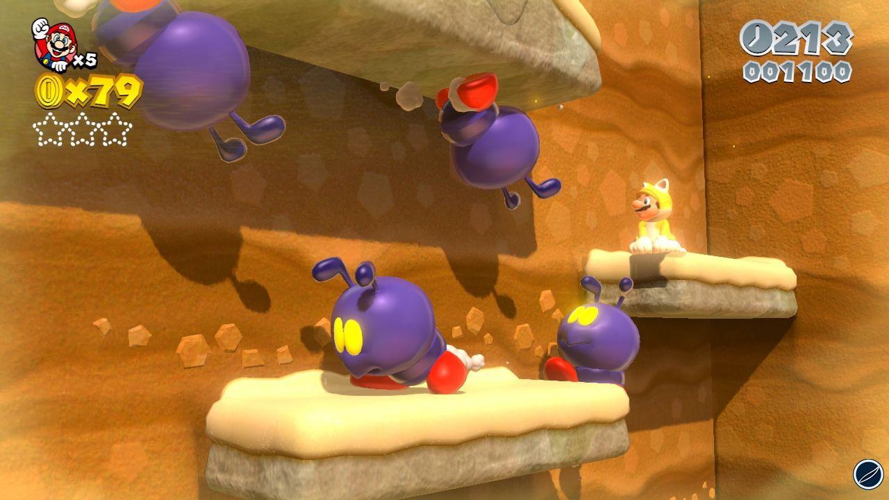 Super Mario 3D World: spot TV Play Together