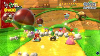 Super Mario 3D World : Videoanteprima
