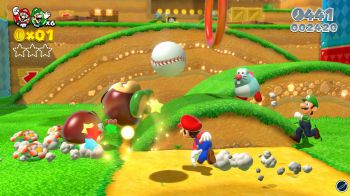 Super Mario 3D World : Videorecensione