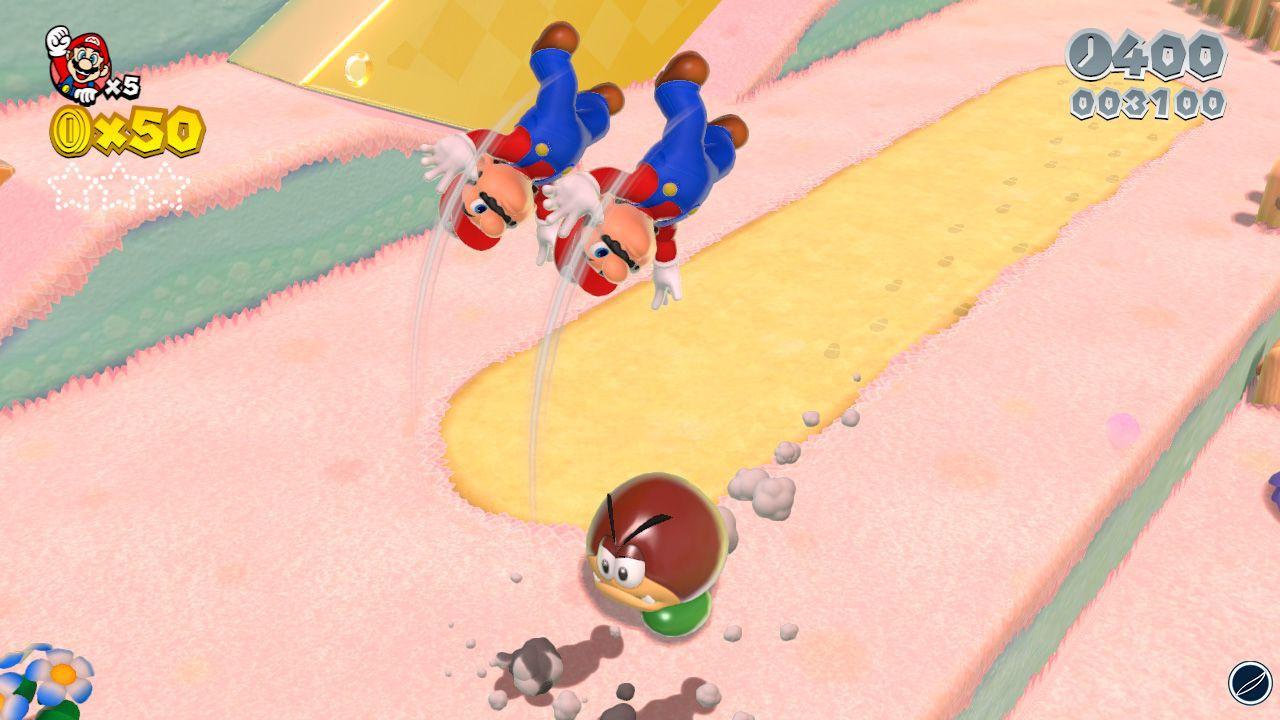 Super Mario 3D World vince il premio come 'Miglior gioco Multiplayer' agli SXSW