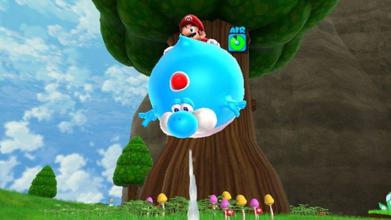 Super Mario Galaxy 2 e GameStop, lancio di Mezzanotte a Milano