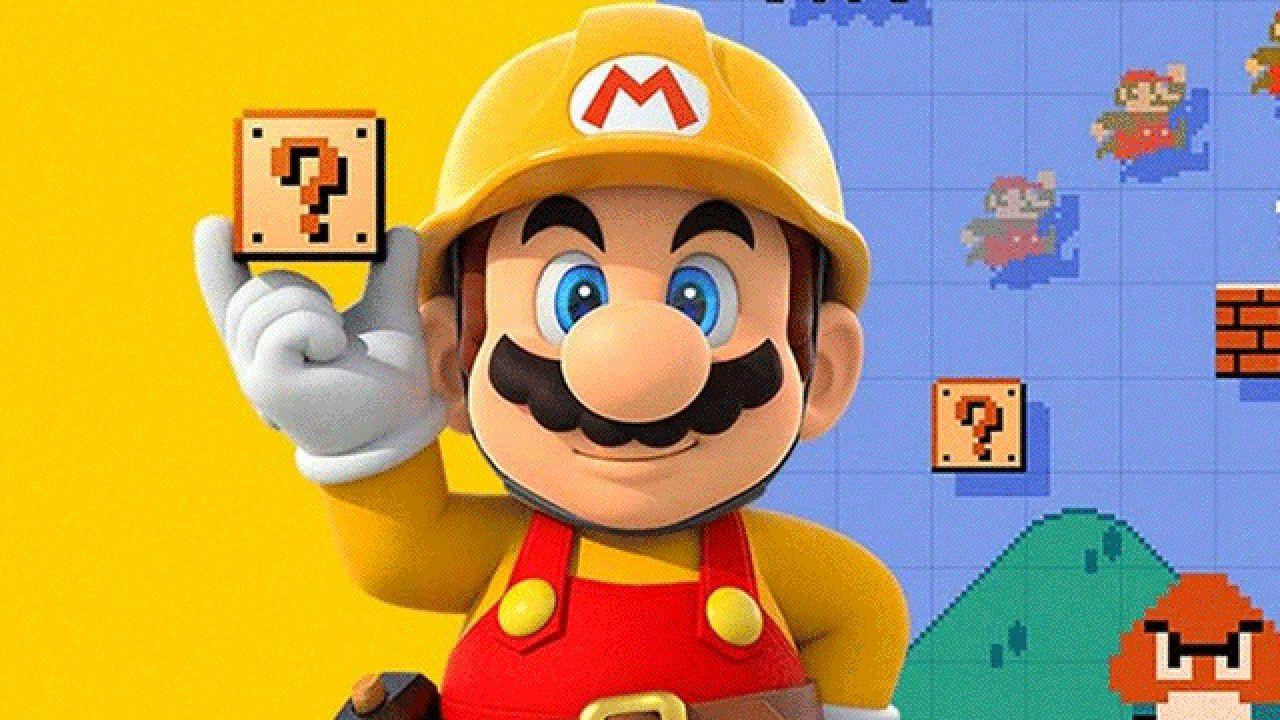 Super Mario Maker: aggiornamento gratuito dedicato a Mario & Luigi: Paper Jam Bros.