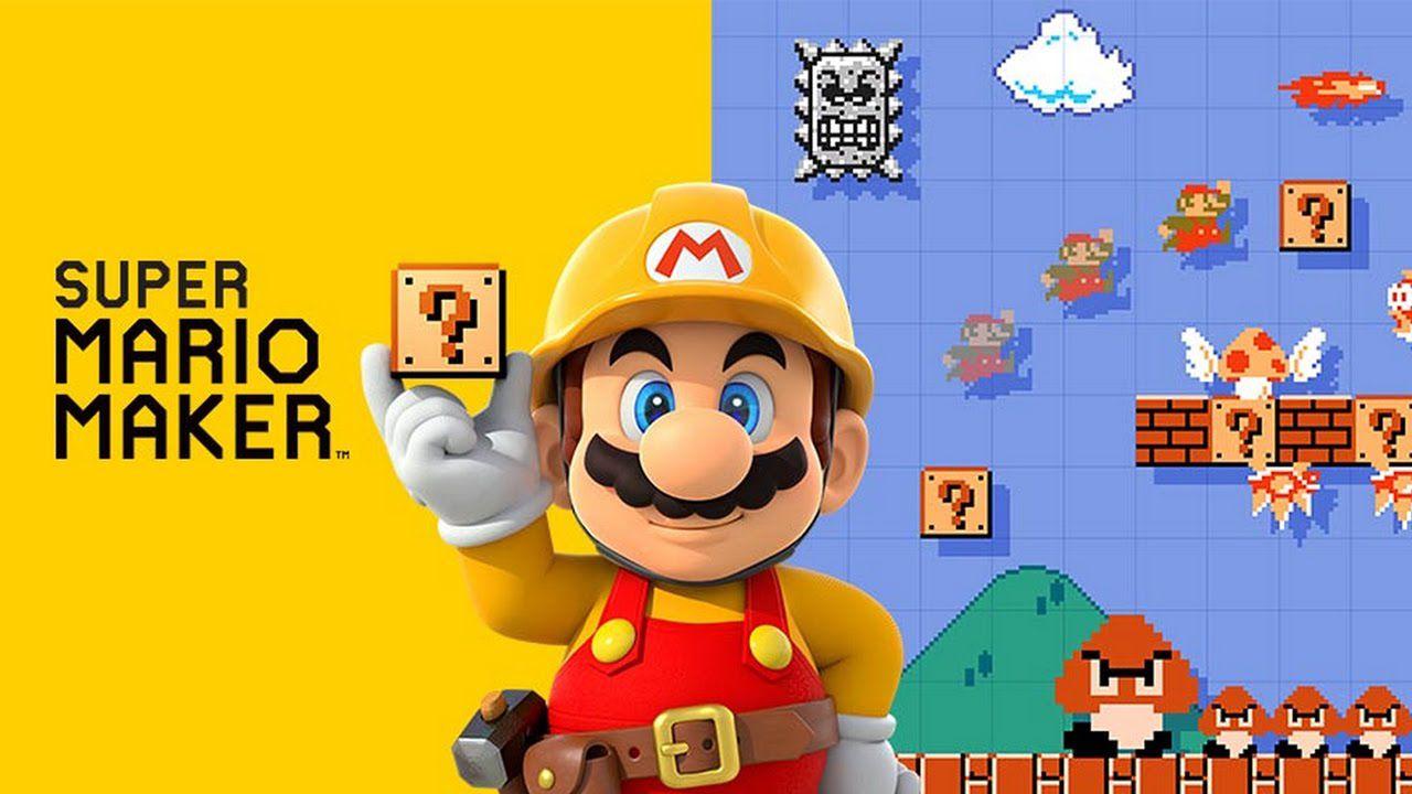 Super Mario Maker: i giocatori hanno creato più di sei milioni di livelli