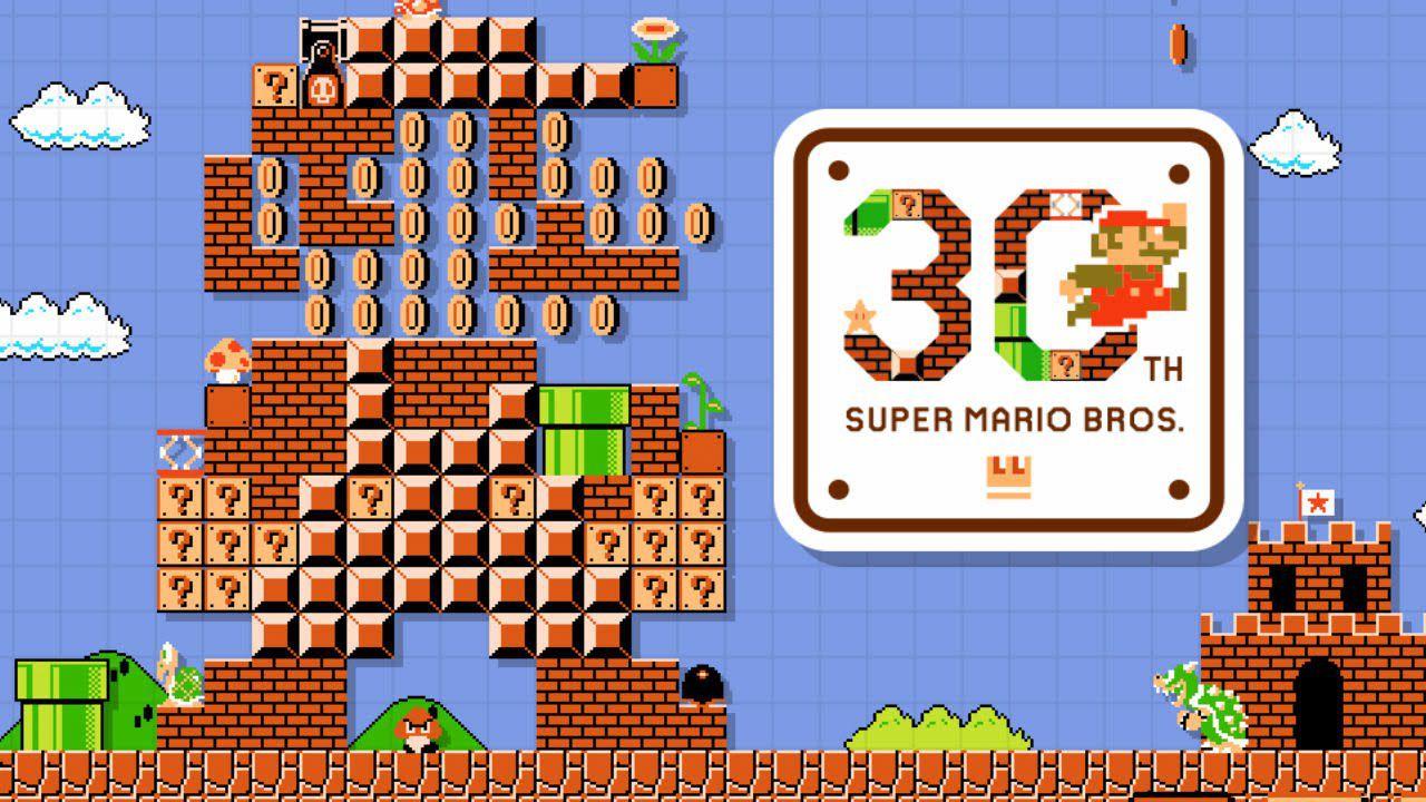 Super Mario Maker: Nintendo festeggia l'uscita del gioco con una serie di eventi