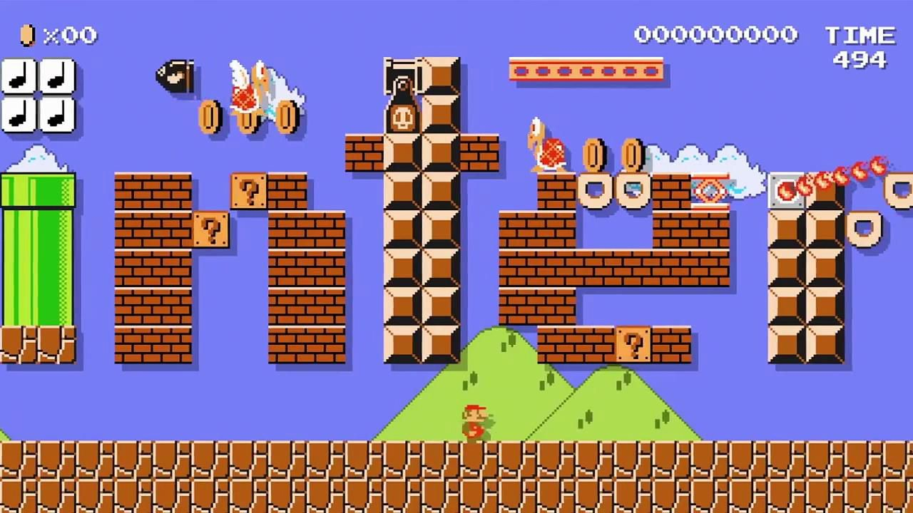 Super Mario Maker non è ispirato a LittleBigPlanet