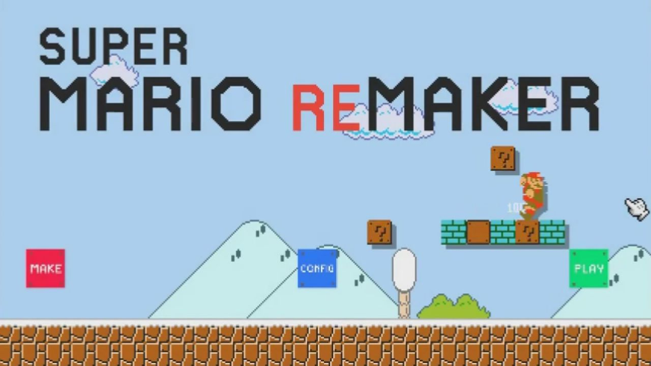 Super Mario ReMaker: disponibile la demo per PC