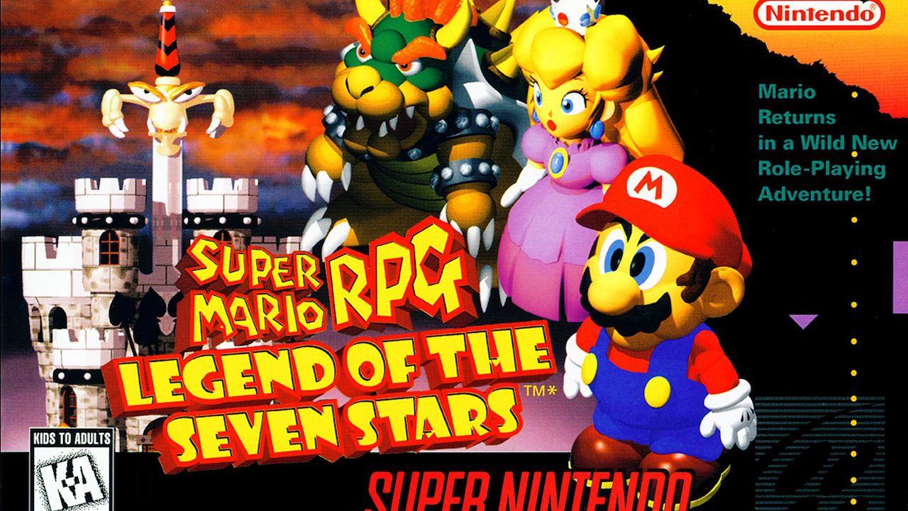 Super Mario RPG debutterà su Virtual Console Wii U il 24 dicembre