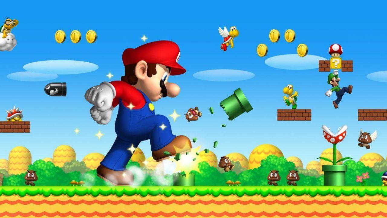 Super Mario Run annunciato per iPhone