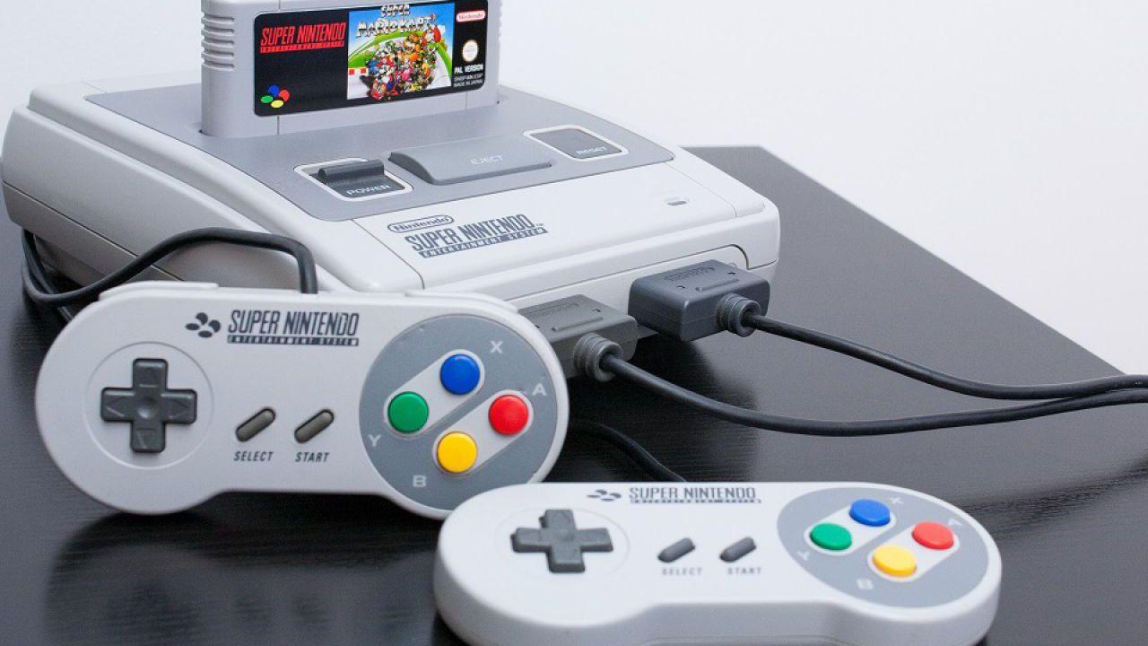 Super Nintendo, un mare di auguri: la storica console compie 30 anni!