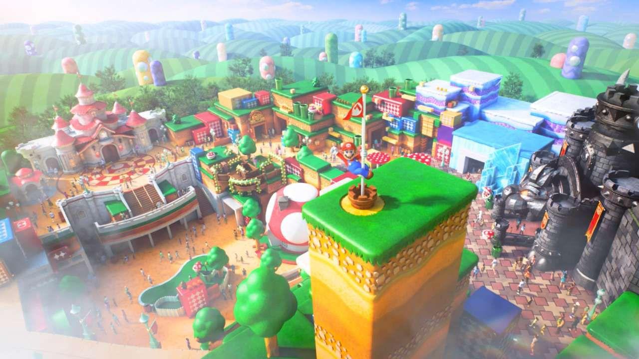 Super Nintendo World ha un nuovo periodo di apertura! Ecco il Mario Café & Store