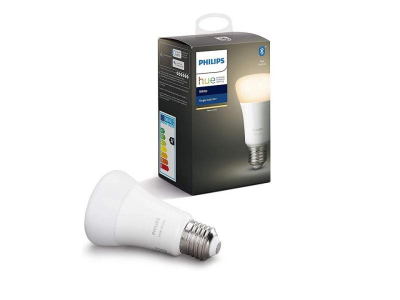 Super offerta Amazon: lampadina smart Philips a 5 euro con codice sconto!