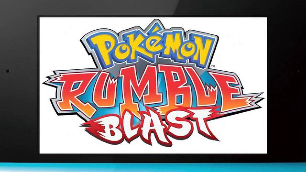 Super Pokemon Rumble disponibile nei negozi!