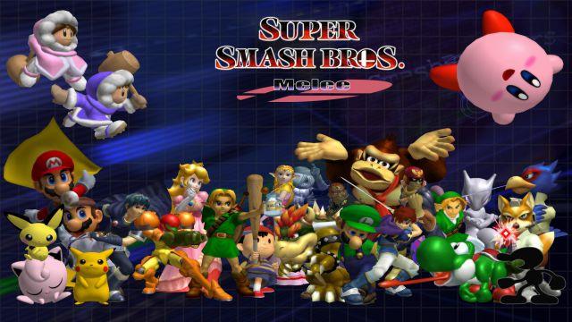Super Smahs Bros. Melee: una spettacolare partita dal torneo Genesis 4