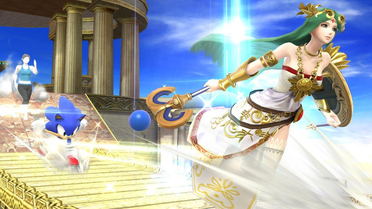Super Smash Bros 3DS: arriva la patch per la compatibilità Amiibo