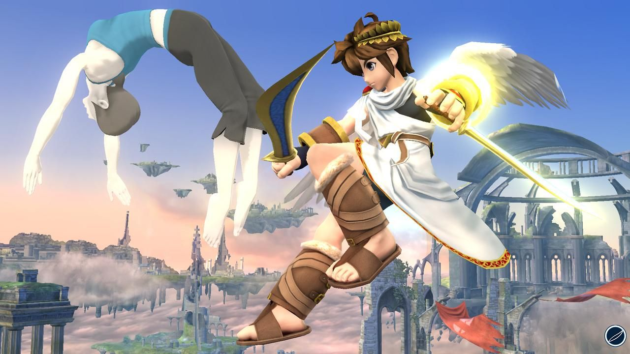 Super Smash Bros 3DS: day one patch
