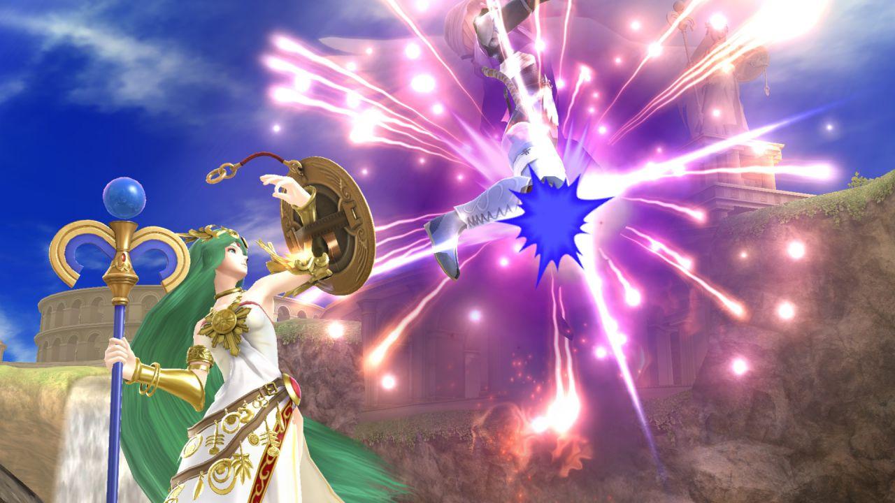 Super Smash Bros 3DS: disponibile l'aggiornamento 1.0.5