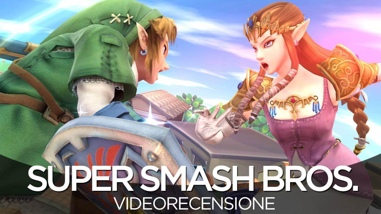 Super Smash Bros 3DS, rotto il day one in Spagna e Germania