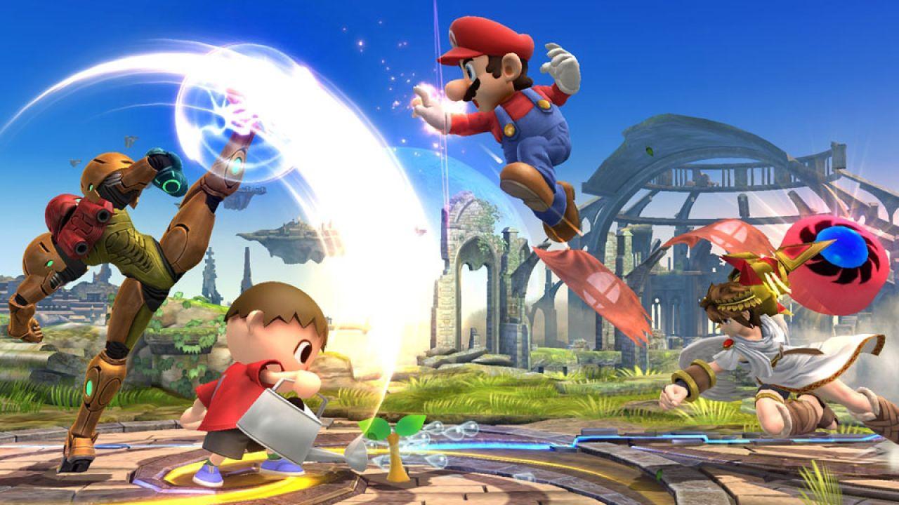 Super Smash Bros 3DS: video con 50 minuti di gameplay