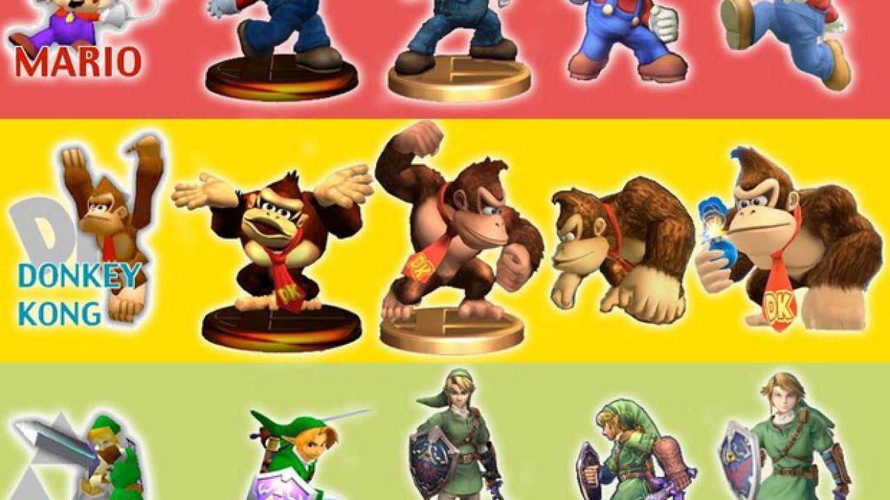 Super Smash Bros: annunciata la presenza di Sonic