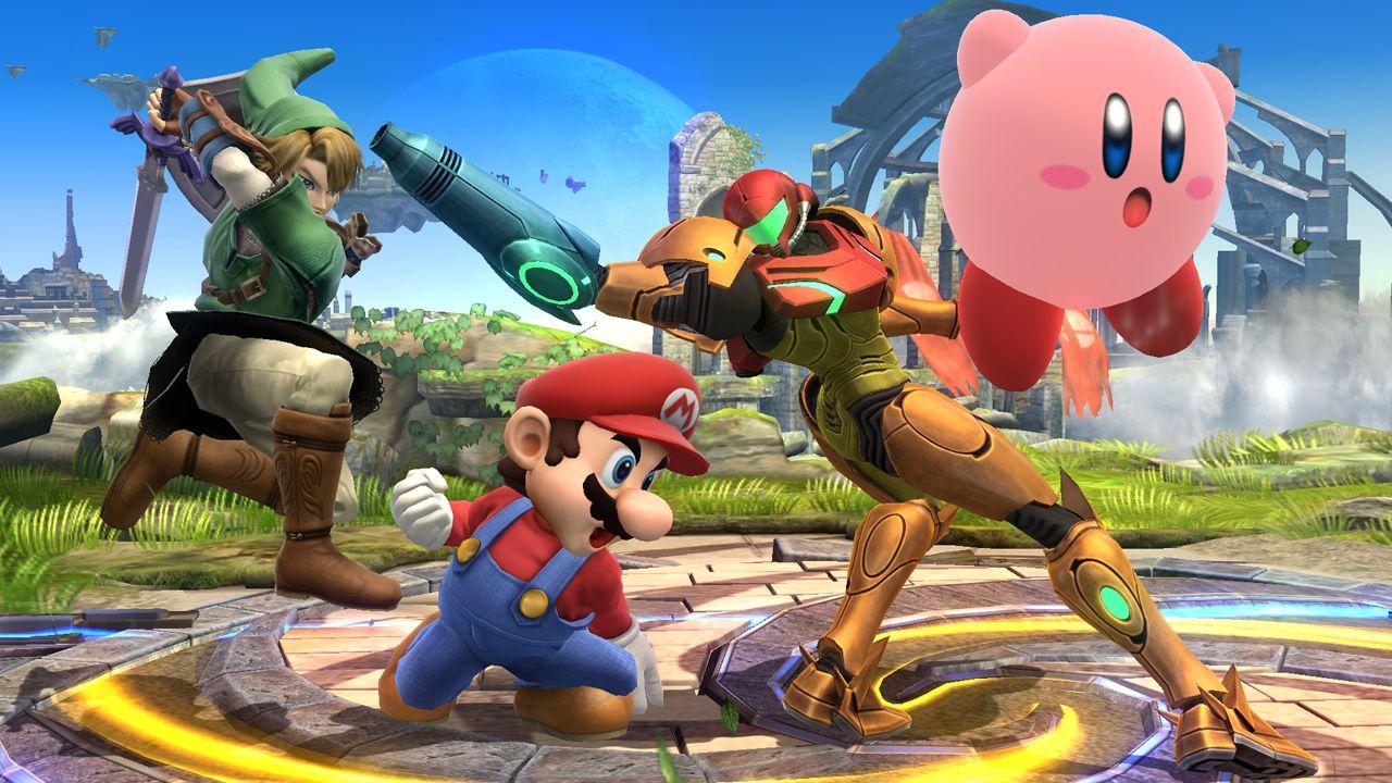 Super Smash Bros avrà solo personaggi singoli