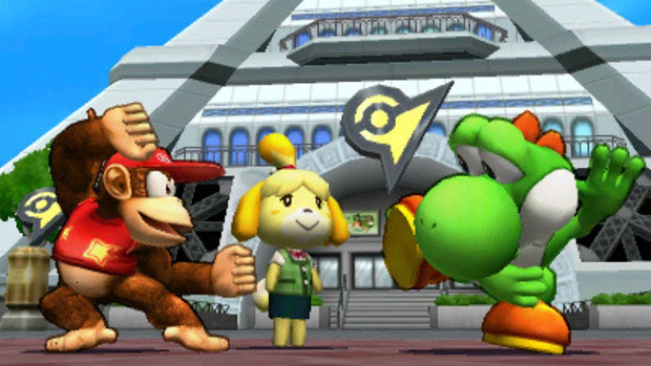 Super Smash Bros: confermata la presenza di Link