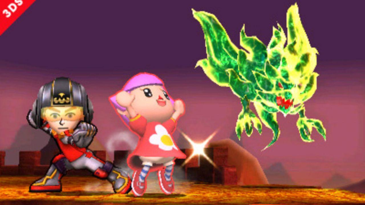 Super Smash Bros.: disponibili nuovi screenshot
