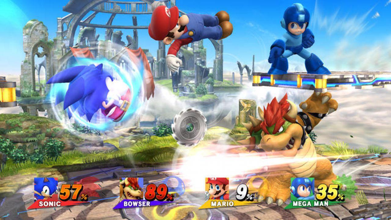 Super Smash Bros., disponibili tante nuove immagini