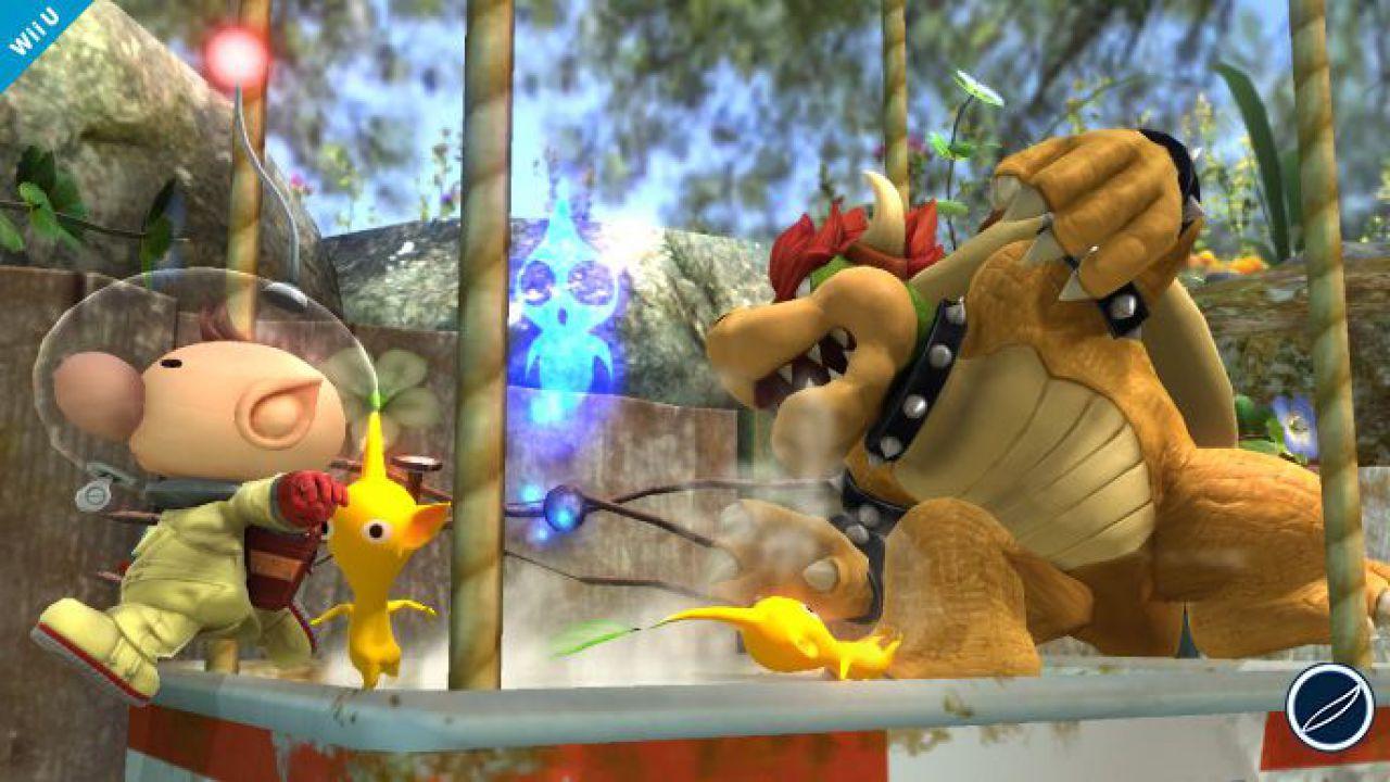 Super Smash Bros: due screenshot dedicati a Pac-Man