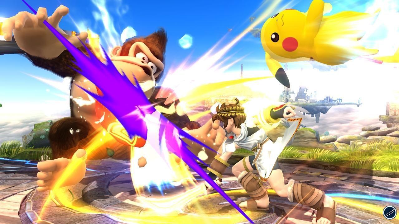 Super Smash Bros giocato sul nuovo Nintendo 3DS