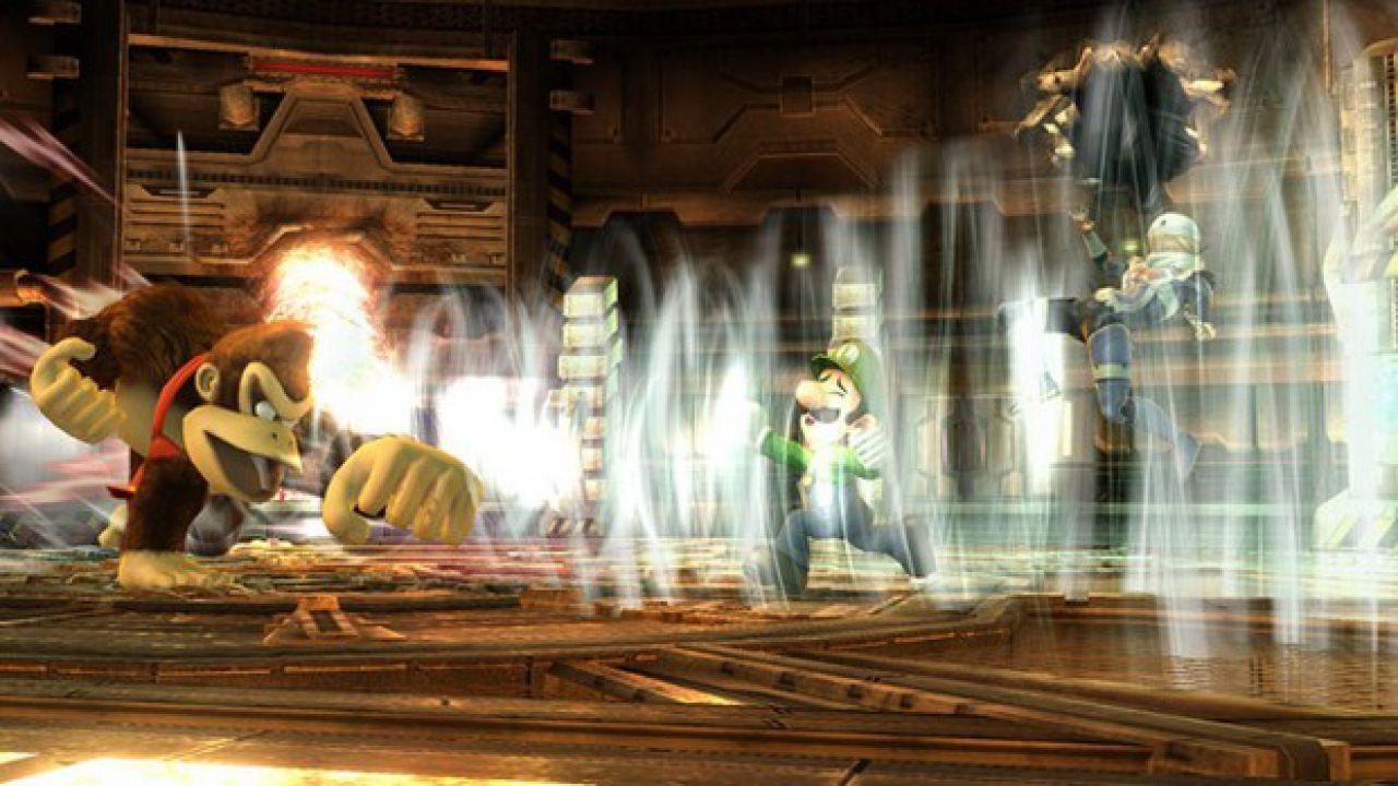 Super Smash Bros: Greeninja si mostra in un'immagine