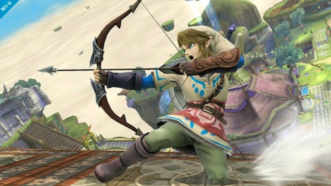 Super Smash Bros: immagine dalla versione Wii U