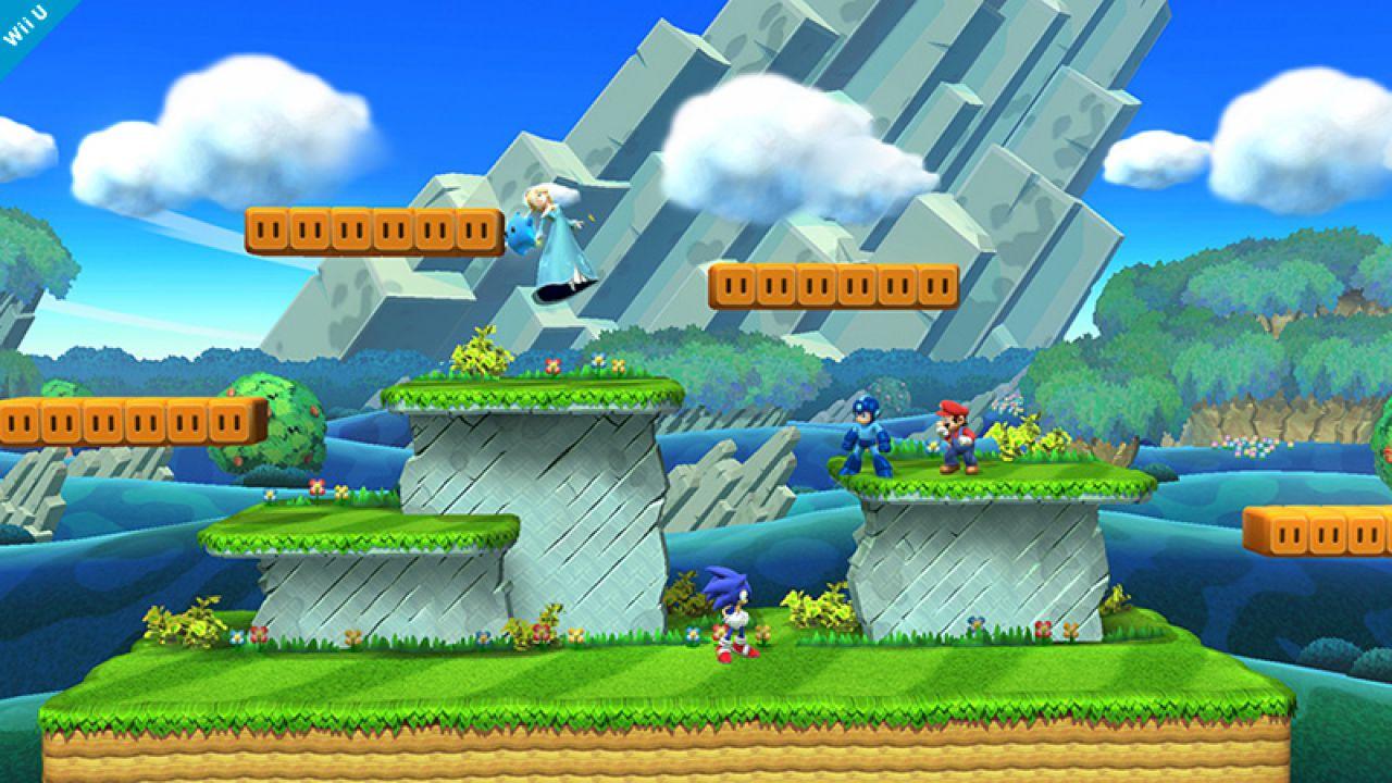 Super Smash Bros: modalità Spettatore anche per la versione Nintendo 3DS