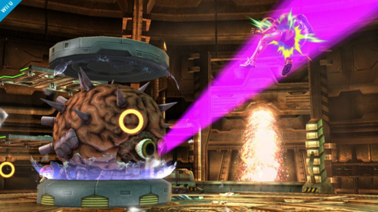 Super Smash Bros: Mother Brain di Metroid comparirà come Assistente