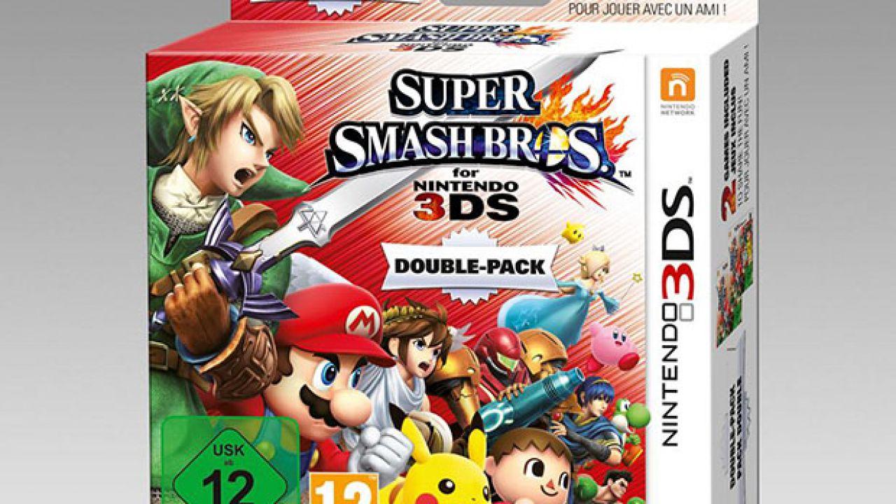Super Smash Bros: negozio online svela la data di uscita?