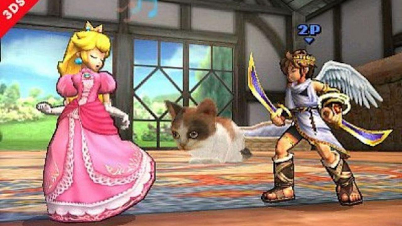 Super Smash Bros: nuove immagini per le versioni Wii U e 3DS