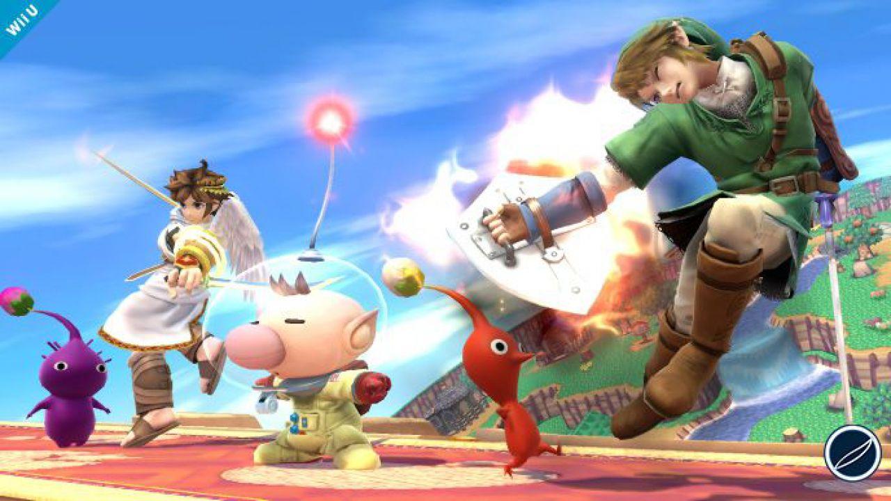 Super Smash Bros: nuovo screenshot della versione Wii U