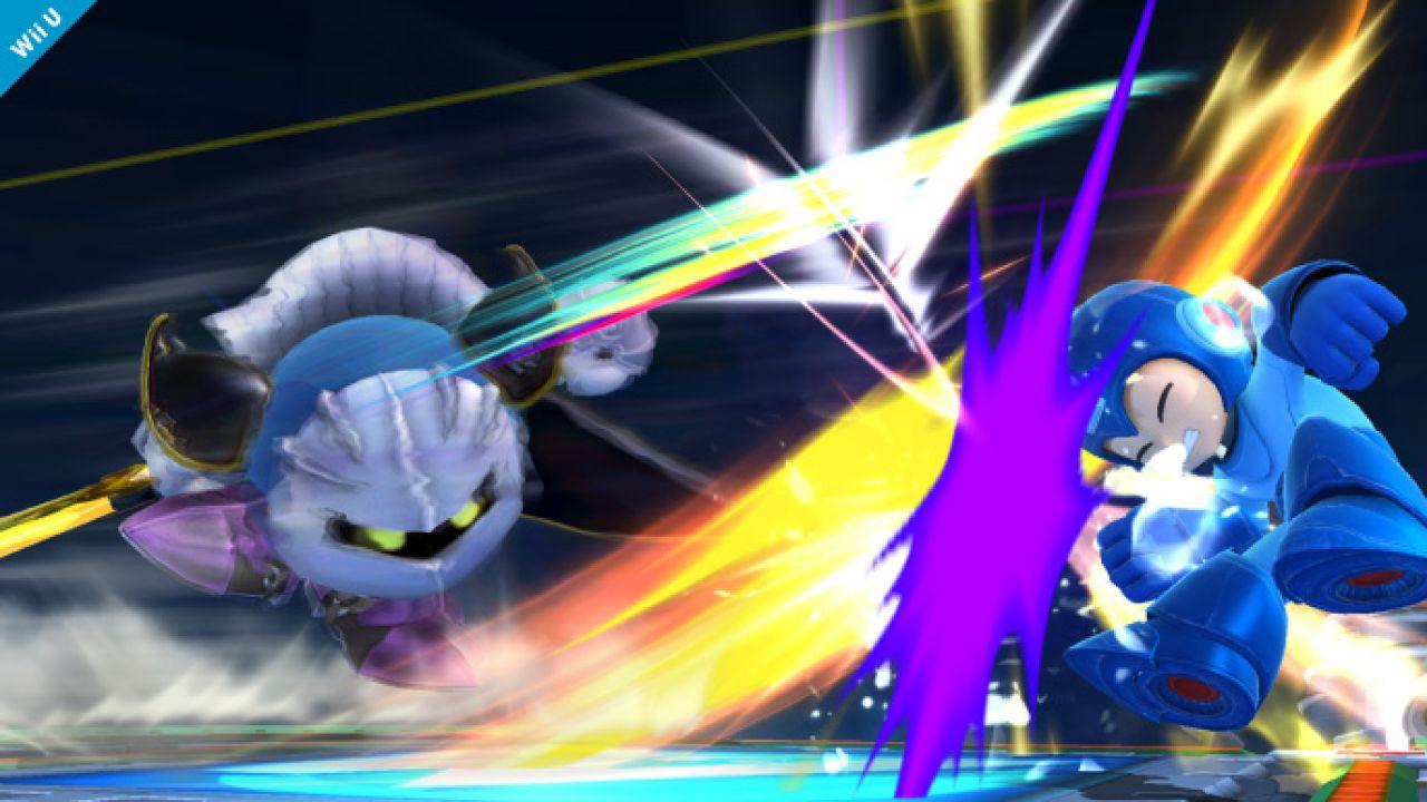 Super Smash Bros per Nintendo 3DS: un'immagine per il Dark Emperor