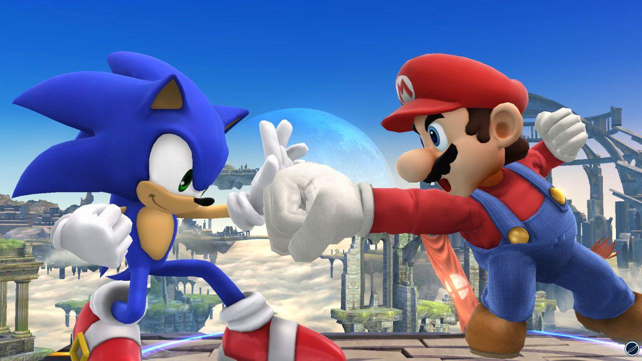 Super Smash Bros per Wii U si aggiorna alla versione 1.0.9