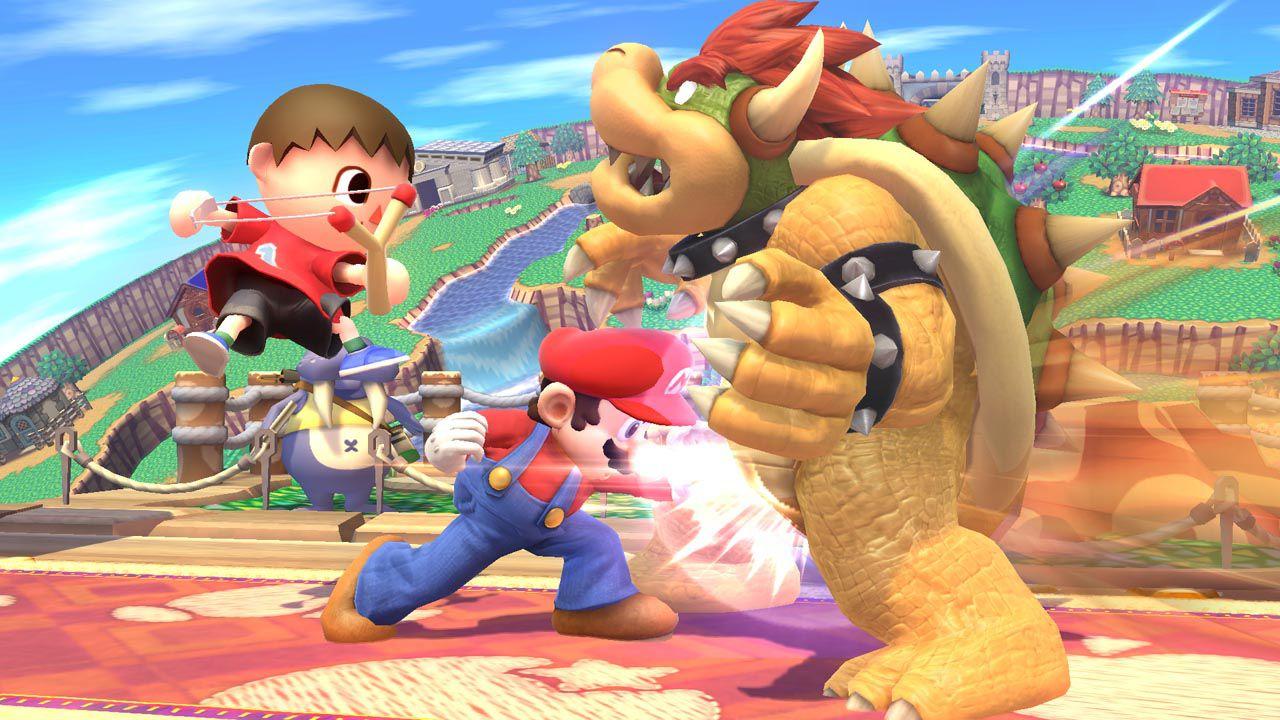 Super Smash Bros per Wii U ha uno stage dedicato a Star Fox