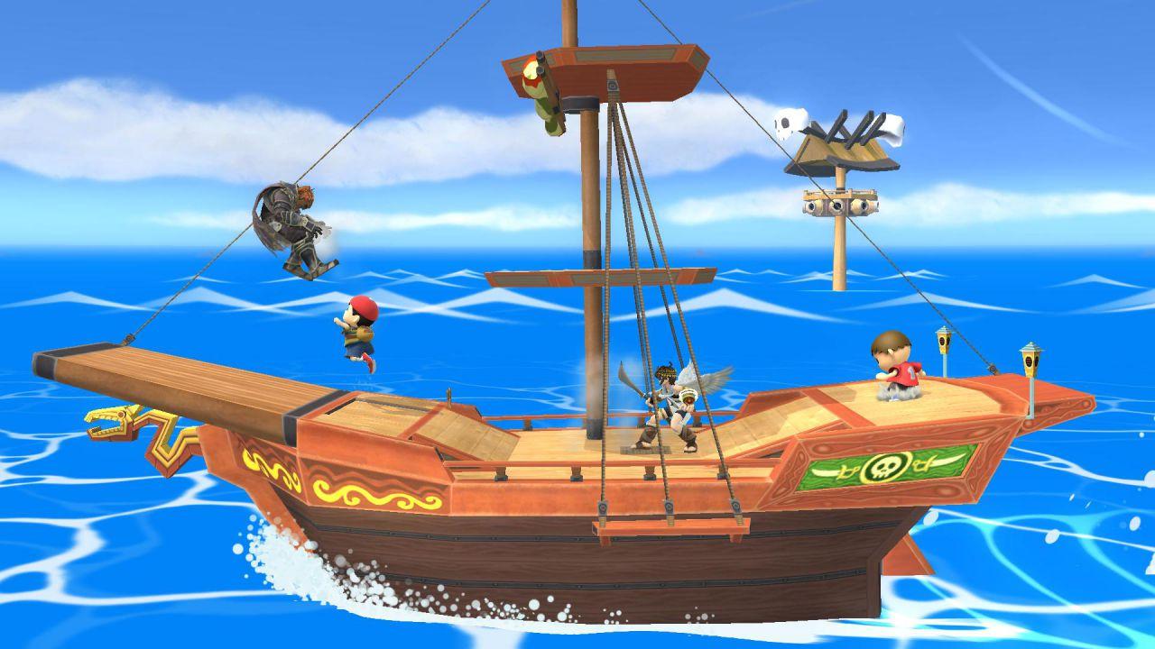 Super Smash Bros riceverà altri DLC?