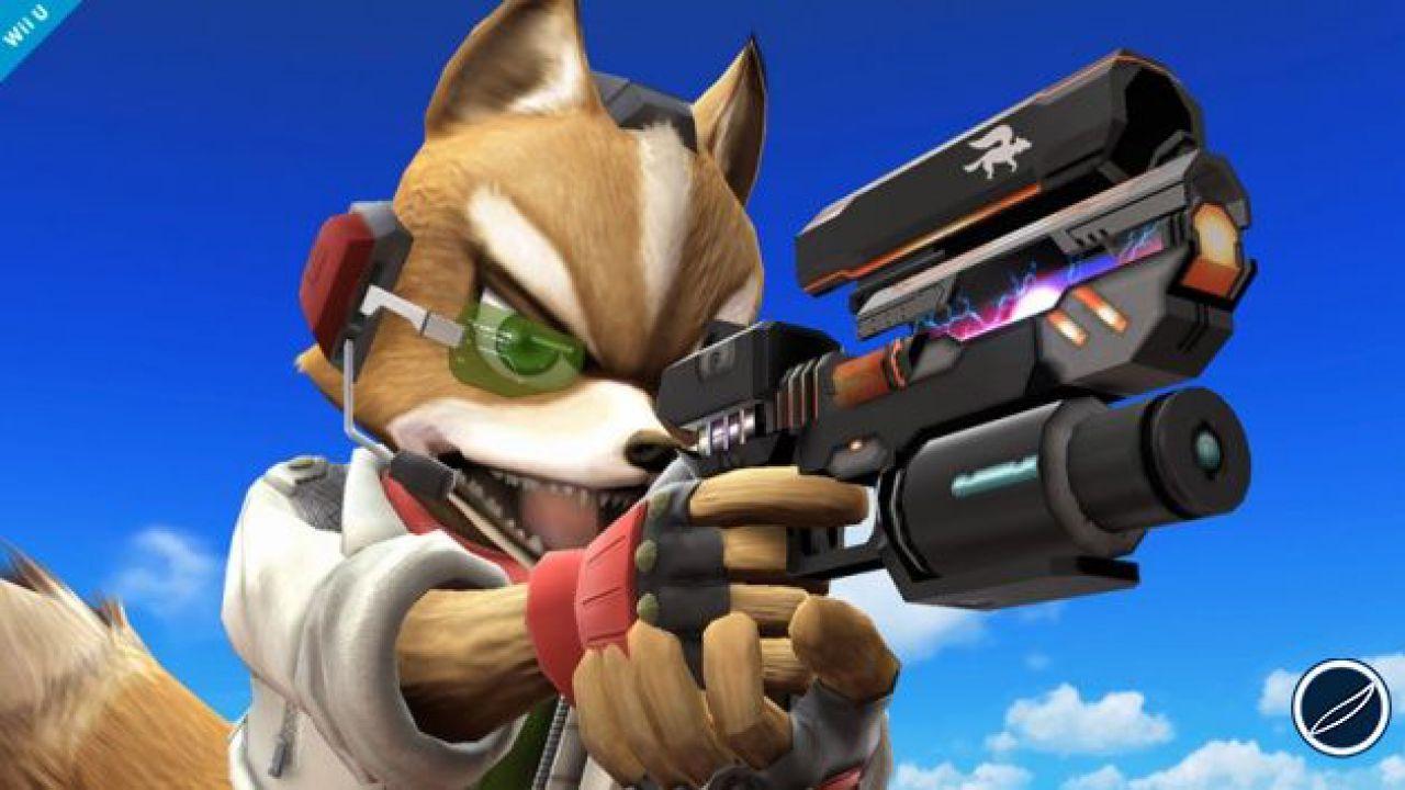 Super Smash Bros: screenshot tratto dalla versione per Nintendo 3DS