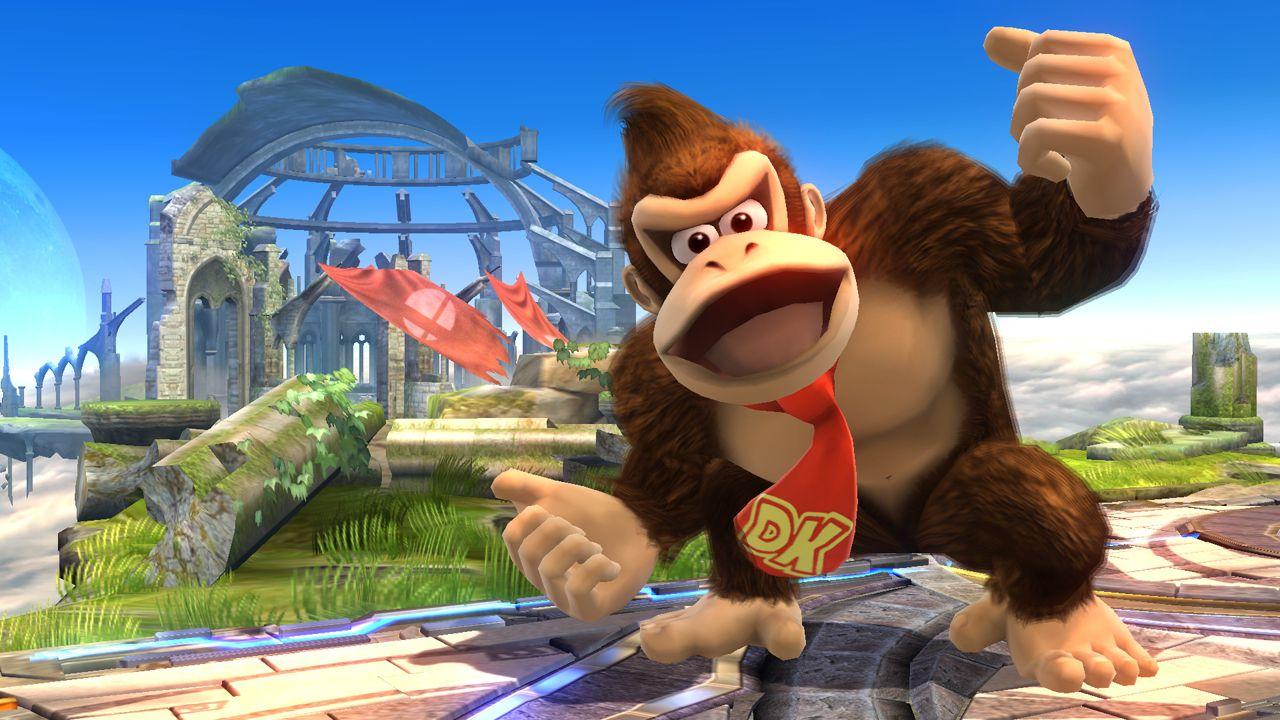 Super Smash Bros si aggiorna alla versione 1.0.8