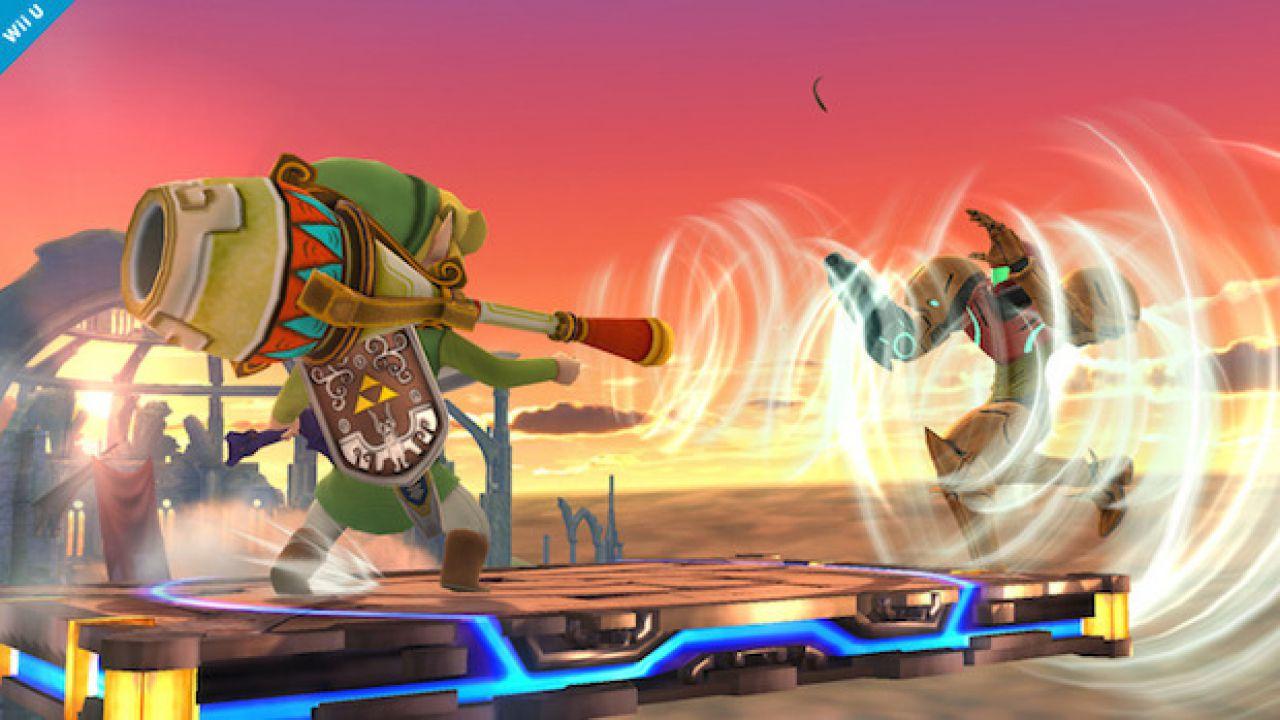 Super Smash Bros: svelata l'ambientazione 'Tortimer Island' nella versione 3DS