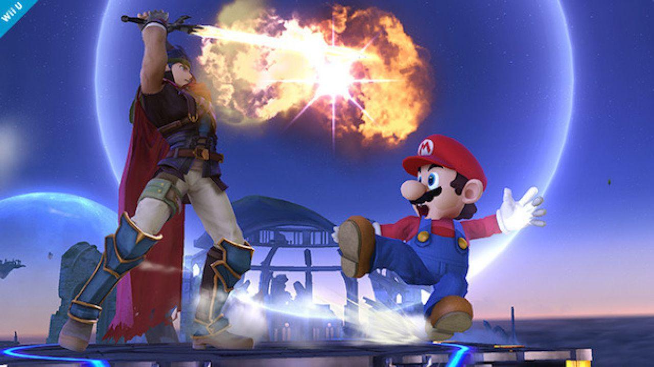 Super Smash Bros: svelato il periodo d'uscita