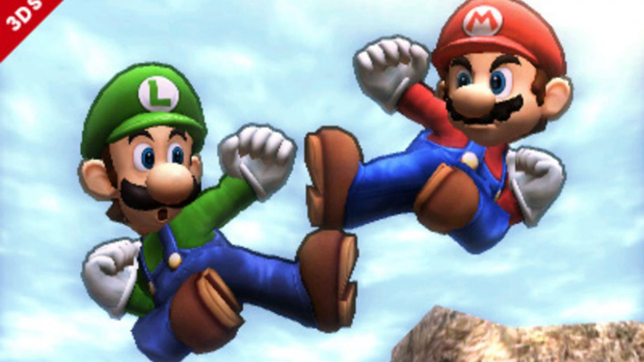 Super Smash Bros U e 3DS: online un nuovo screenshot