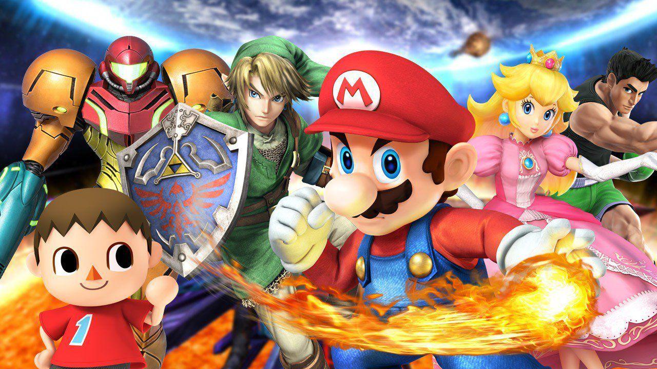 Super Smash Bros Ultimate: come si gioca in 2 su Nintendo Switch?