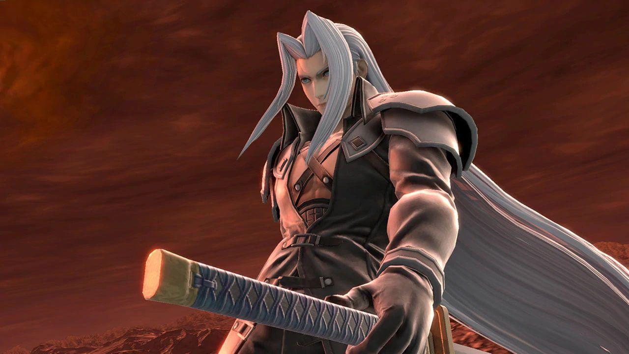 Super Smash Bros Ultimate, disponibile nuovo aggiornamento: arriva Sephiroth