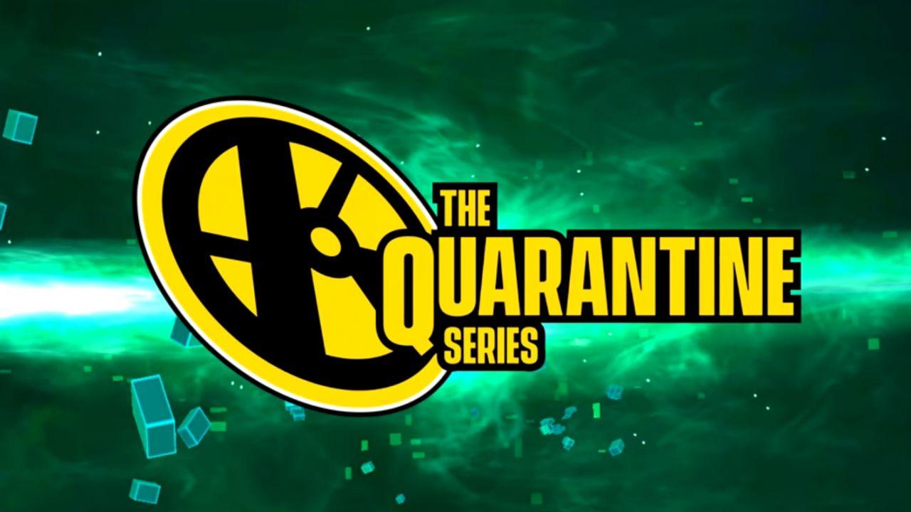 Super Smash Bros. Ultimate: l'esport sopravvive, nasce la Quarantine Series