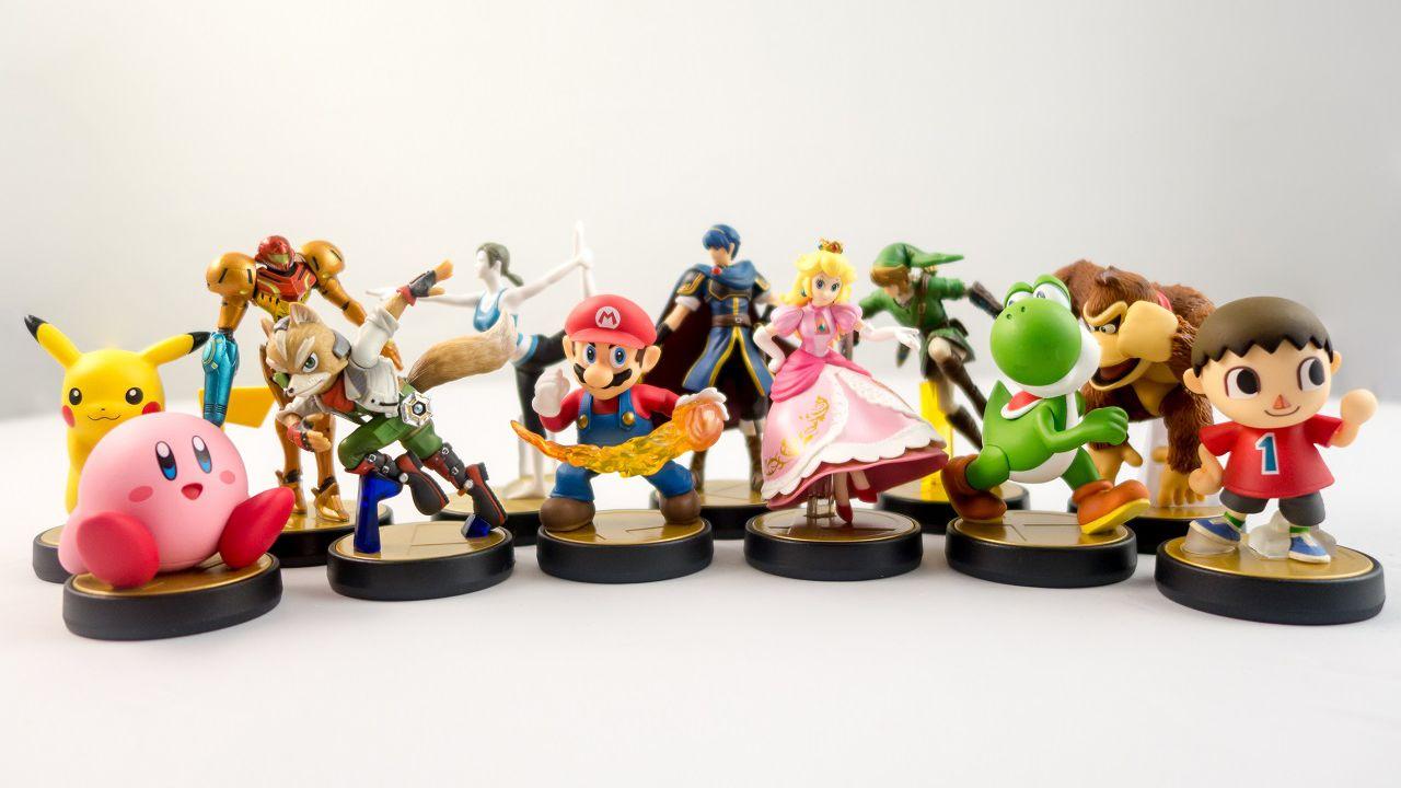 Super Smash Bros Ultimate: Guida gli Amiibo, funzionalità e allenamento